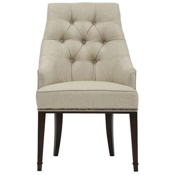 Vanguard Furniture Sussex Brinley Tufted Arm Chair