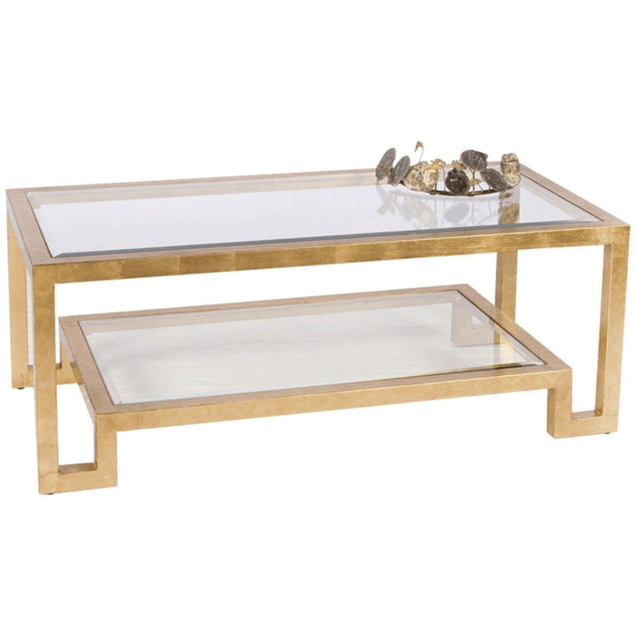 Worlds Away Two Tier Coffee Table WINSTON G