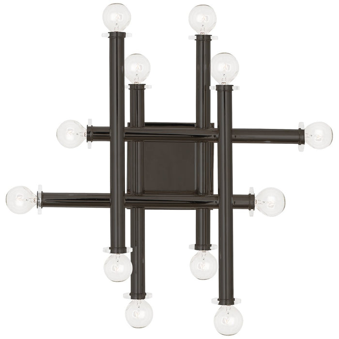 Robert Abbey Jonathan Adler Milano Wall Sconce
