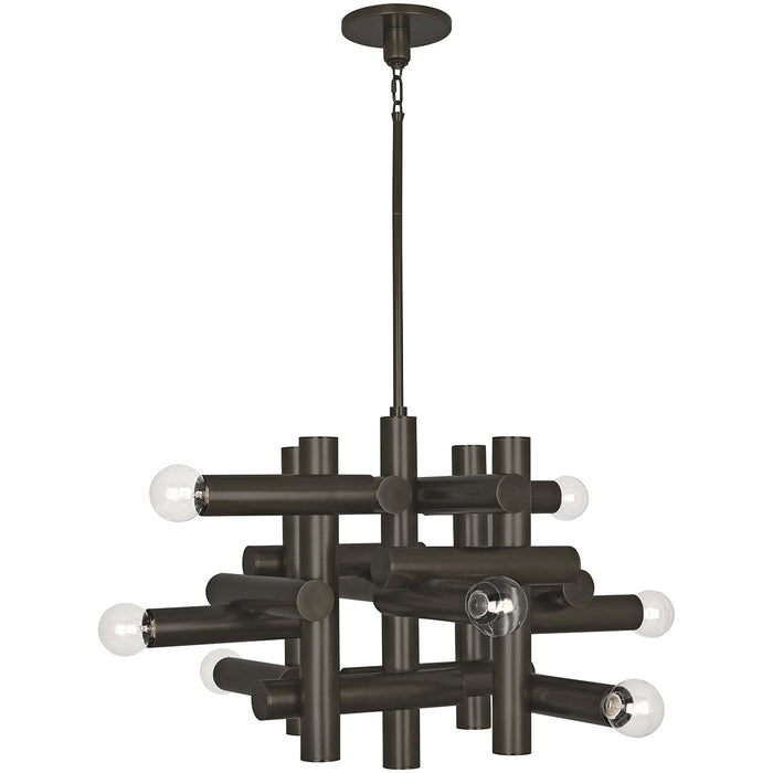 Robert Abbey Jonathan Adler Milano 8-Light 60W Chandelier