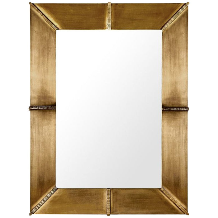 Bungalow 5 Brea Mirror - Antique Brass