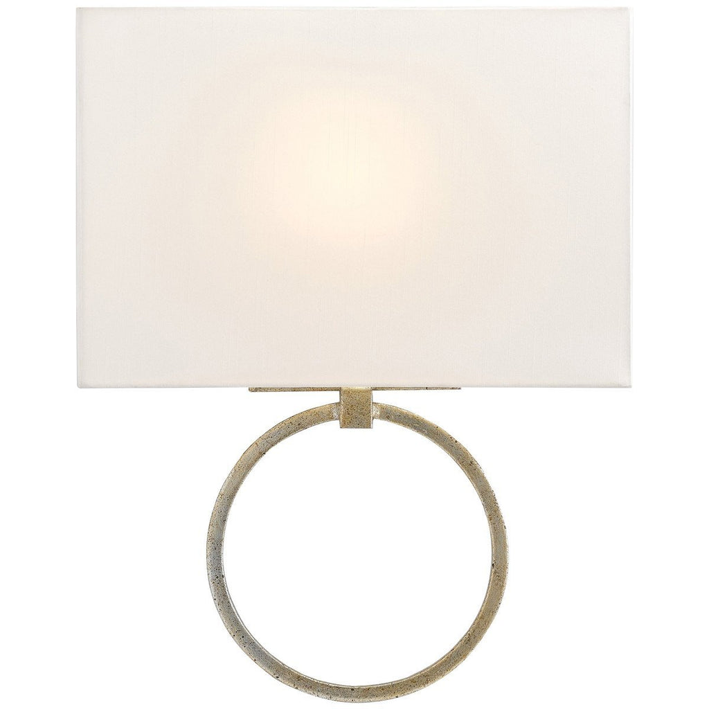 Currey and Company Porthole Wall Sconce