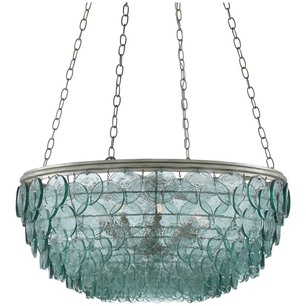 Currey and Company Quoram Small Chandelier