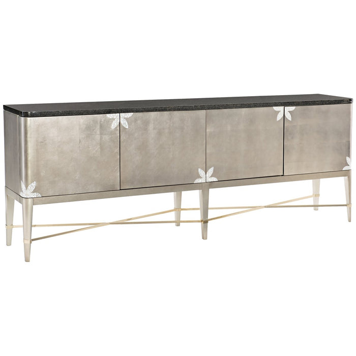 Caracole Classic Star Studded Sideboard