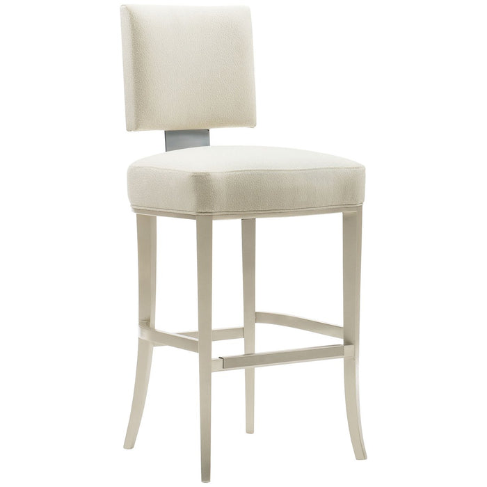 Caracole Classic Reserved Seating Bar Stool