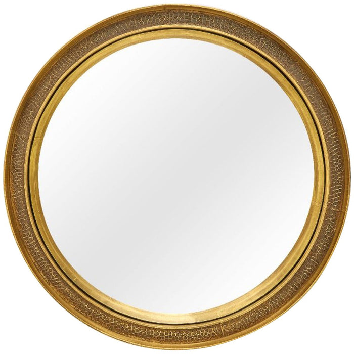 Bungalow 5 Dorian Mirror - Antique Brass