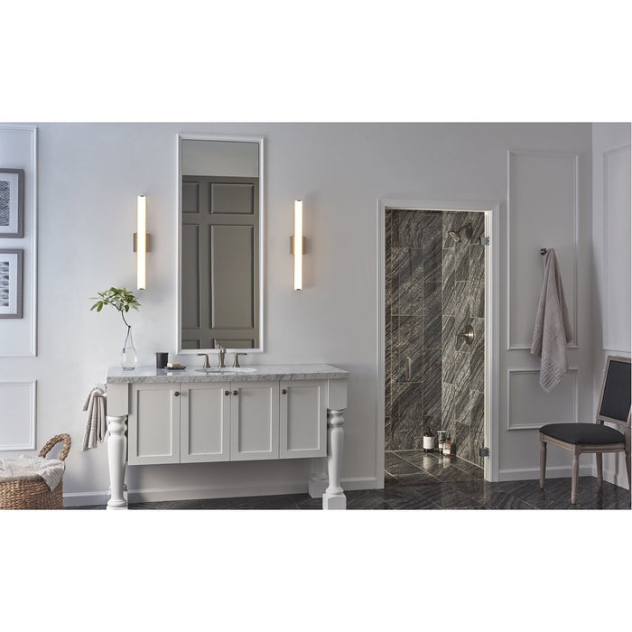 "Tech Lighting 120V Finn 36"" Bath Light"