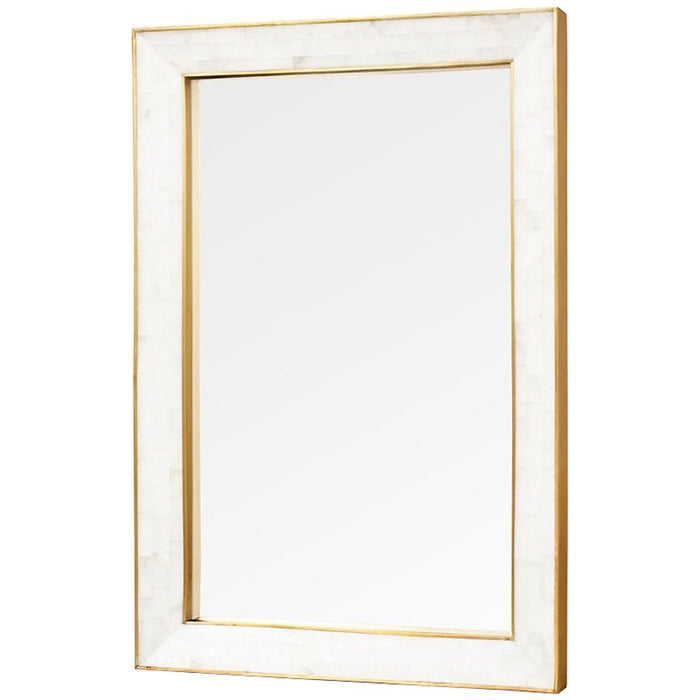 Bungalow 5 Leighton Mirror - White