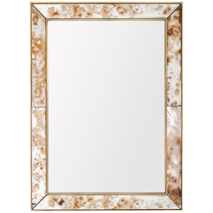 Bungalow 5 Etienne Wall Mirror - Antique Mirror