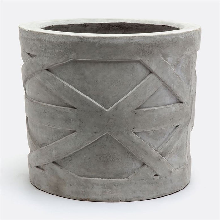 Made Goods Newton Concrete Outdoor Pot