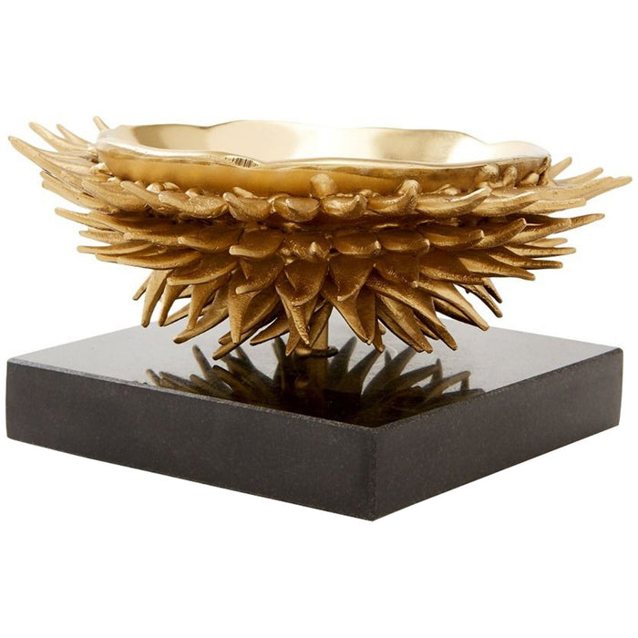 Bungalow 5 Urchin Bowl - Brass