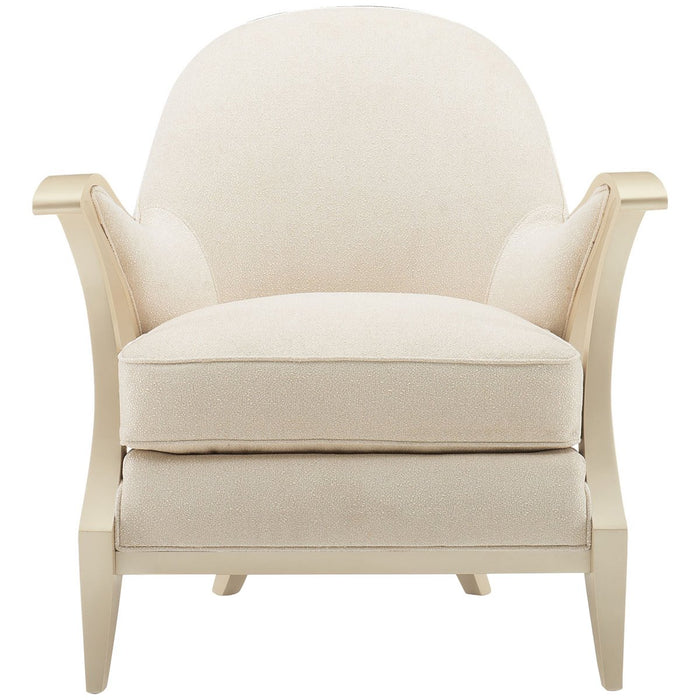 Caracole Upholstery Curtsy Chair