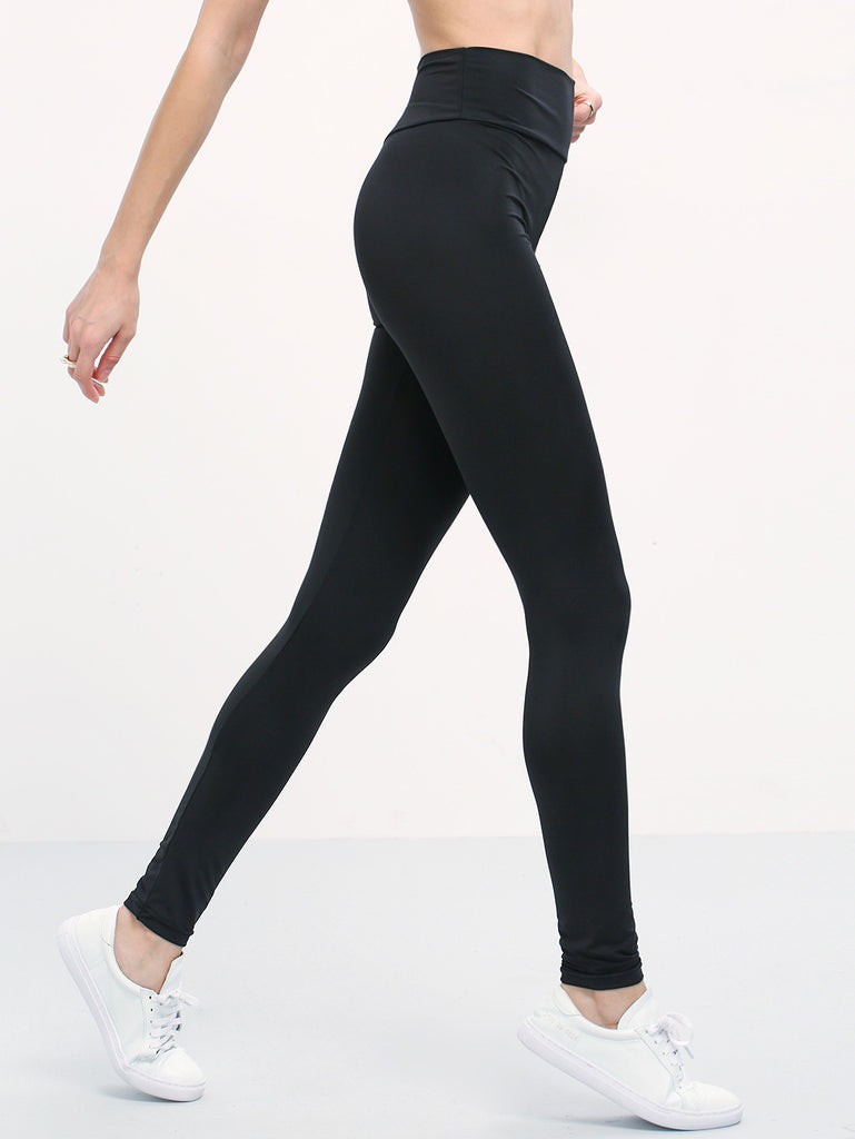 RZX Elastic Waist Slim Leggings