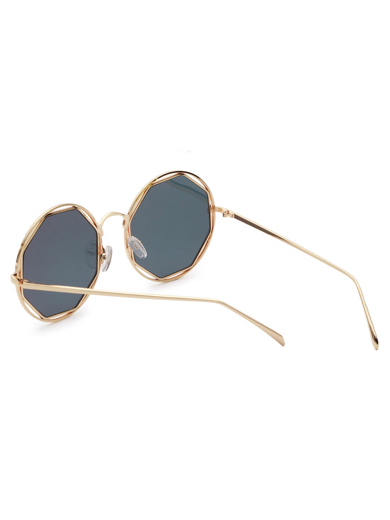 Hollow Out Sunglasses