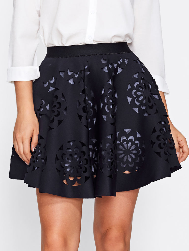 RZX Hollow Out Skirt