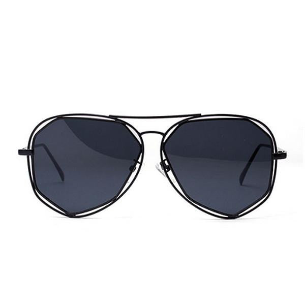 Geometric Sunglasses RZX