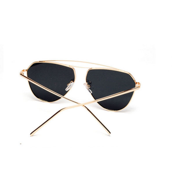 Hollow Bridge Aviator Sunglasses - The Style Syndrome  - 4
