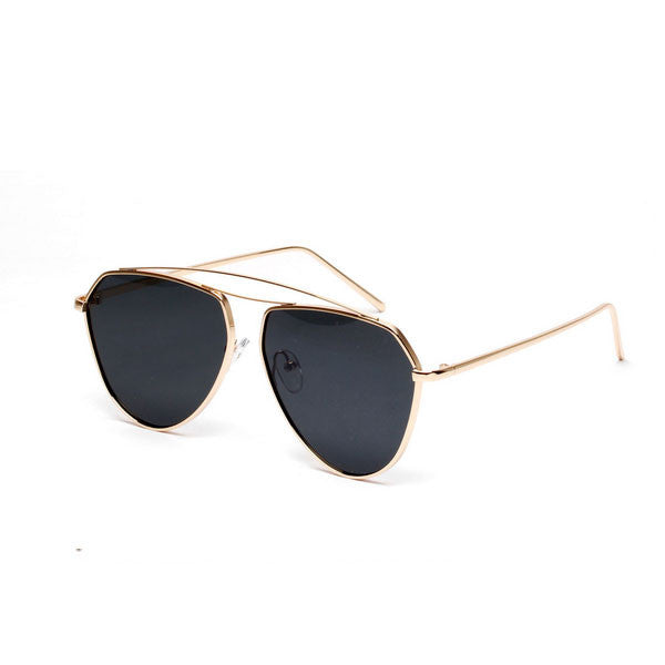 Hollow Bridge Aviator Sunglasses - The Style Syndrome  - 3