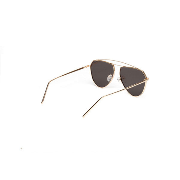Hollow Bridge Aviator Sunglasses - The Style Syndrome  - 6
