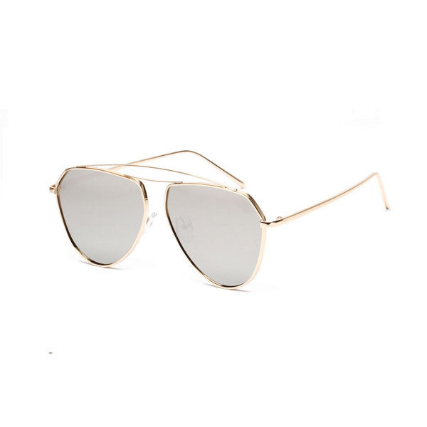 Hollow Bridge Aviator Sunglasses - The Style Syndrome  - 5