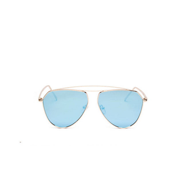 Hollow Bridge Aviator Sunglasses - The Style Syndrome  - 8