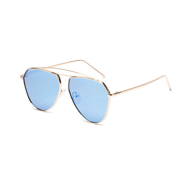 Hollow Bridge Aviator Sunglasses - The Style Syndrome  - 7