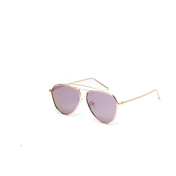 Hollow Bridge Aviator Sunglasses - The Style Syndrome  - 10