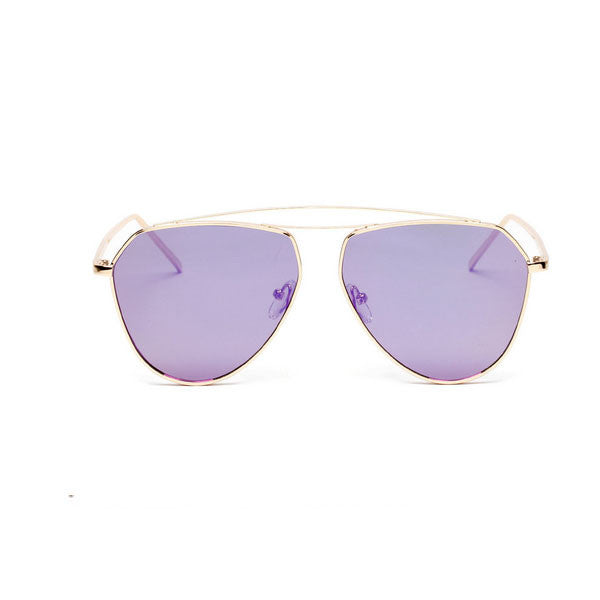 Hollow Bridge Aviator Sunglasses - The Style Syndrome  - 9