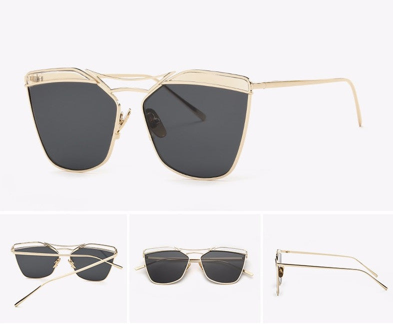 Copper Square Sunglasses - The Style Syndrome  - 4