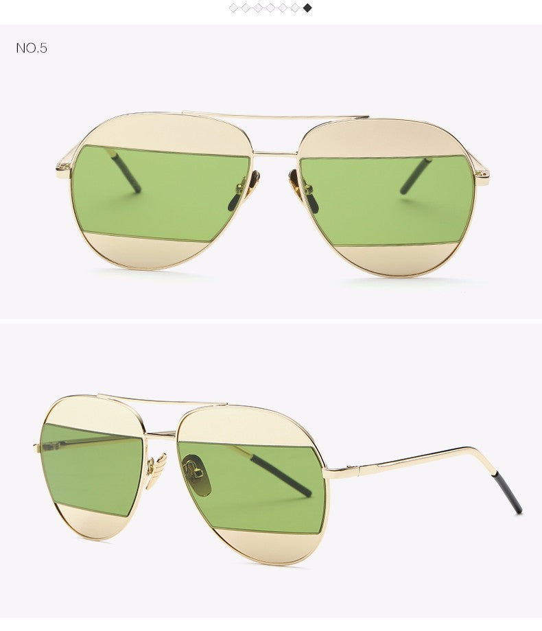 Split Sunglasses - The Style Syndrome  - 6
