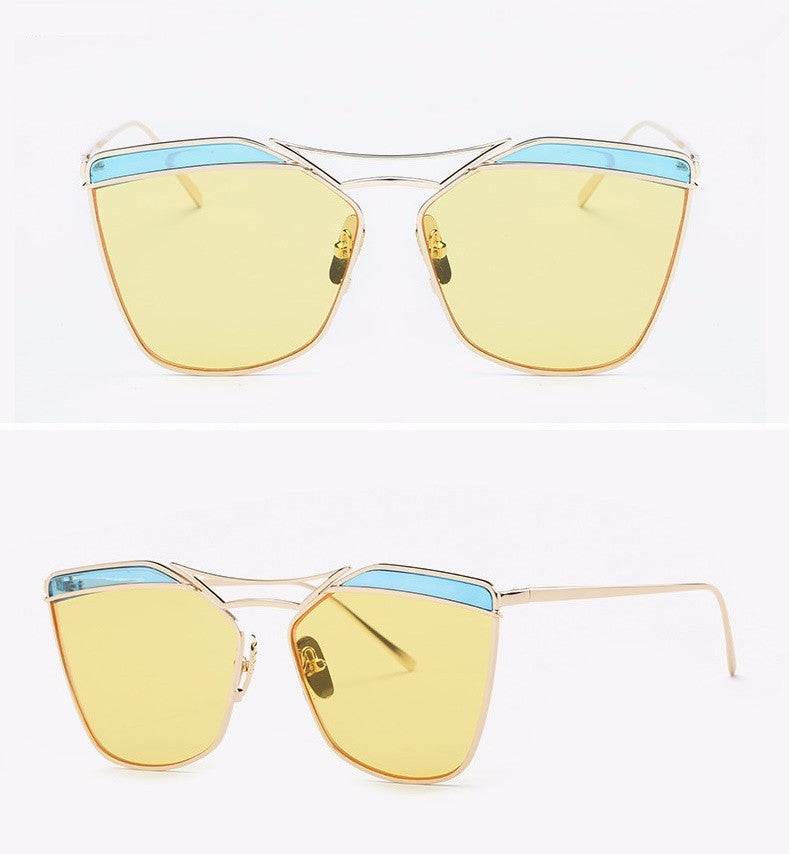 Copper Square Sunglasses - The Style Syndrome  - 3