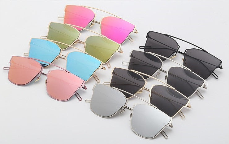 Reflective Sunglasses - The Style Syndrome  - 1
