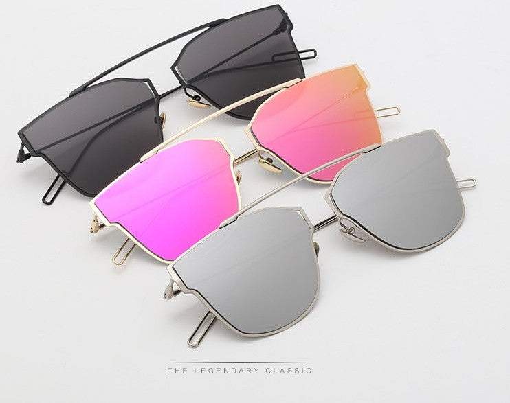 Reflective Sunglasses - The Style Syndrome  - 11