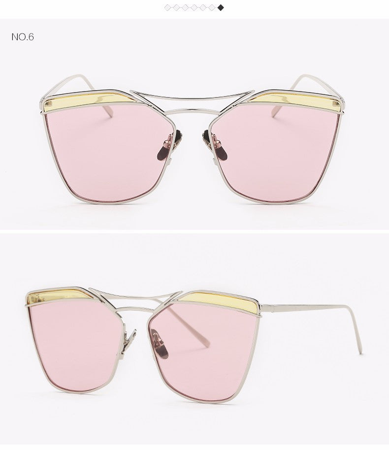 Copper Square Sunglasses - The Style Syndrome  - 2