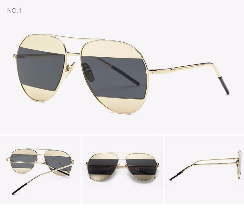 Split Sunglasses - The Style Syndrome  - 2