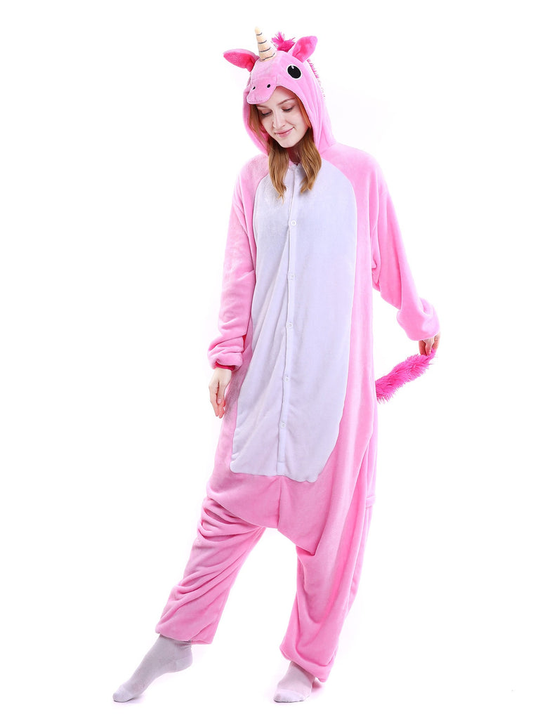 Drop Crotch Unicorn Onesie