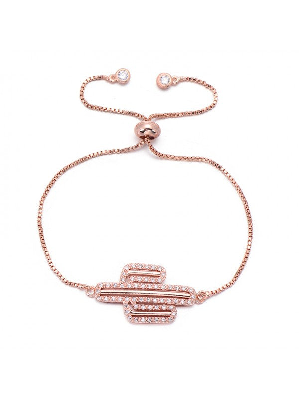 RZX Prickly Pear Bracelet (Rose Gold)