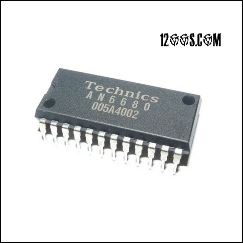 AN6680 - Integrated Circuit