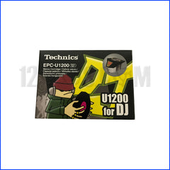 Technics EPC-U1200 Cartridge / Stylus (Needle)