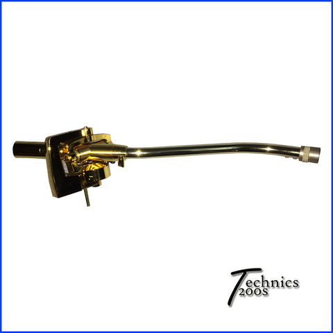 LTD Gold Tone Arm / Tonearm Assembly