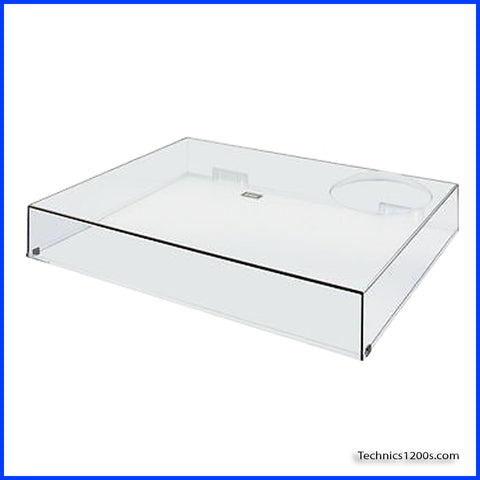 Technics Dust Cover - MK2 / M3D / MK5 - Will fit all 1200 / 1210 Models
