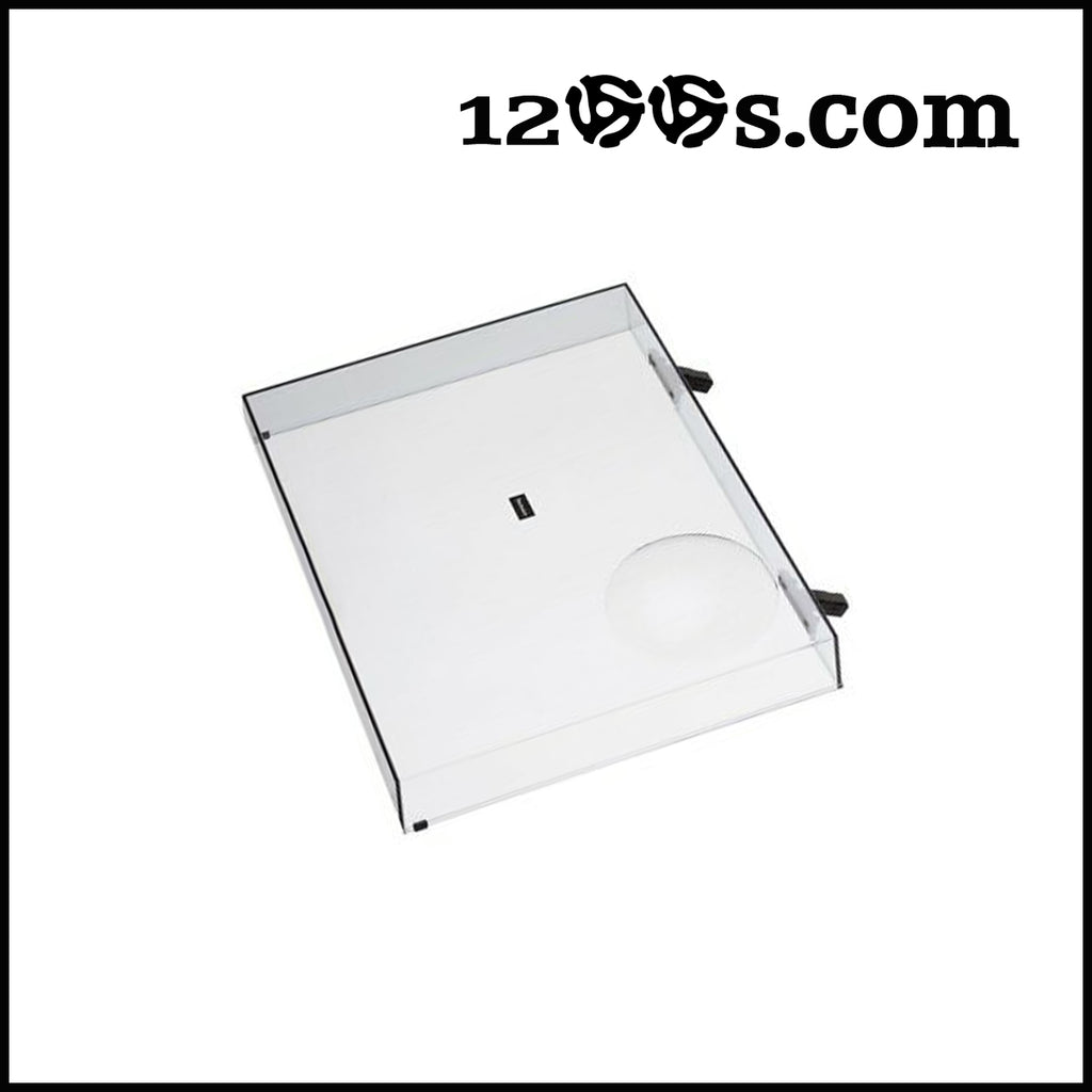 Technics Dust Cover with Hinges / SL-1200 G & SL-1200 GAE - Will fit all 1200 / 1210 Models
