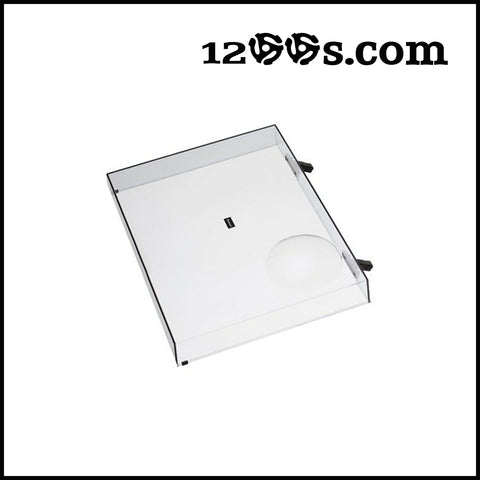 SL-1200 G & SL-1200 GAE Dust Cover (Will Fit Legacy Models) Tinted - With hinges