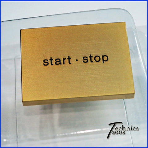 GLD / LTD LIMITED Start / Stop Button