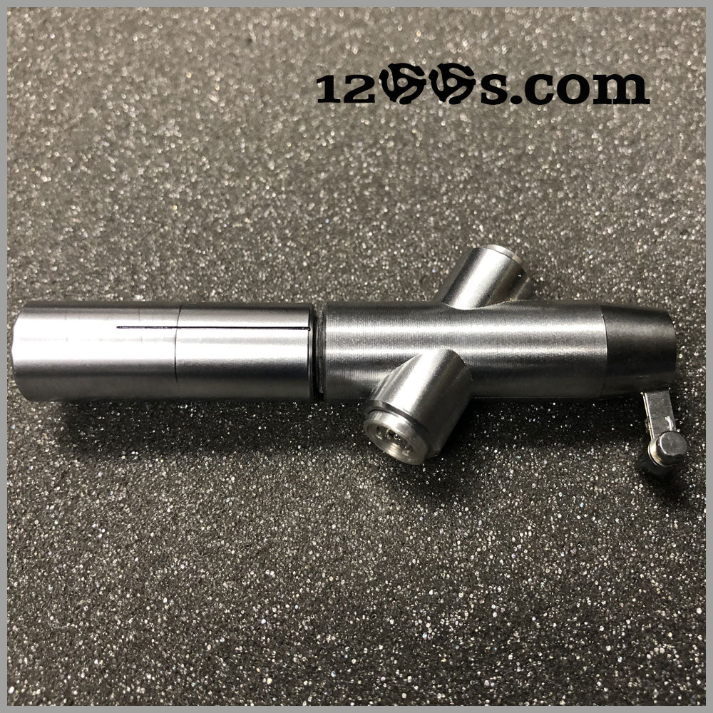 Tone Arm Center Section (With Bearing & Tail) - MK2 / MK3 / M3D / MK3D / MK5 / MK6
