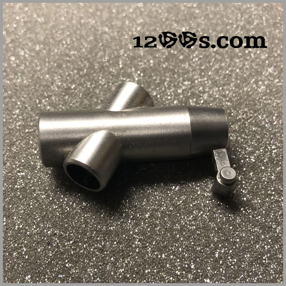 Tone Arm Center Section (No Bearing or Tail) - MK2 / MK3 / M3D / MK3D / MK5 / MK6
