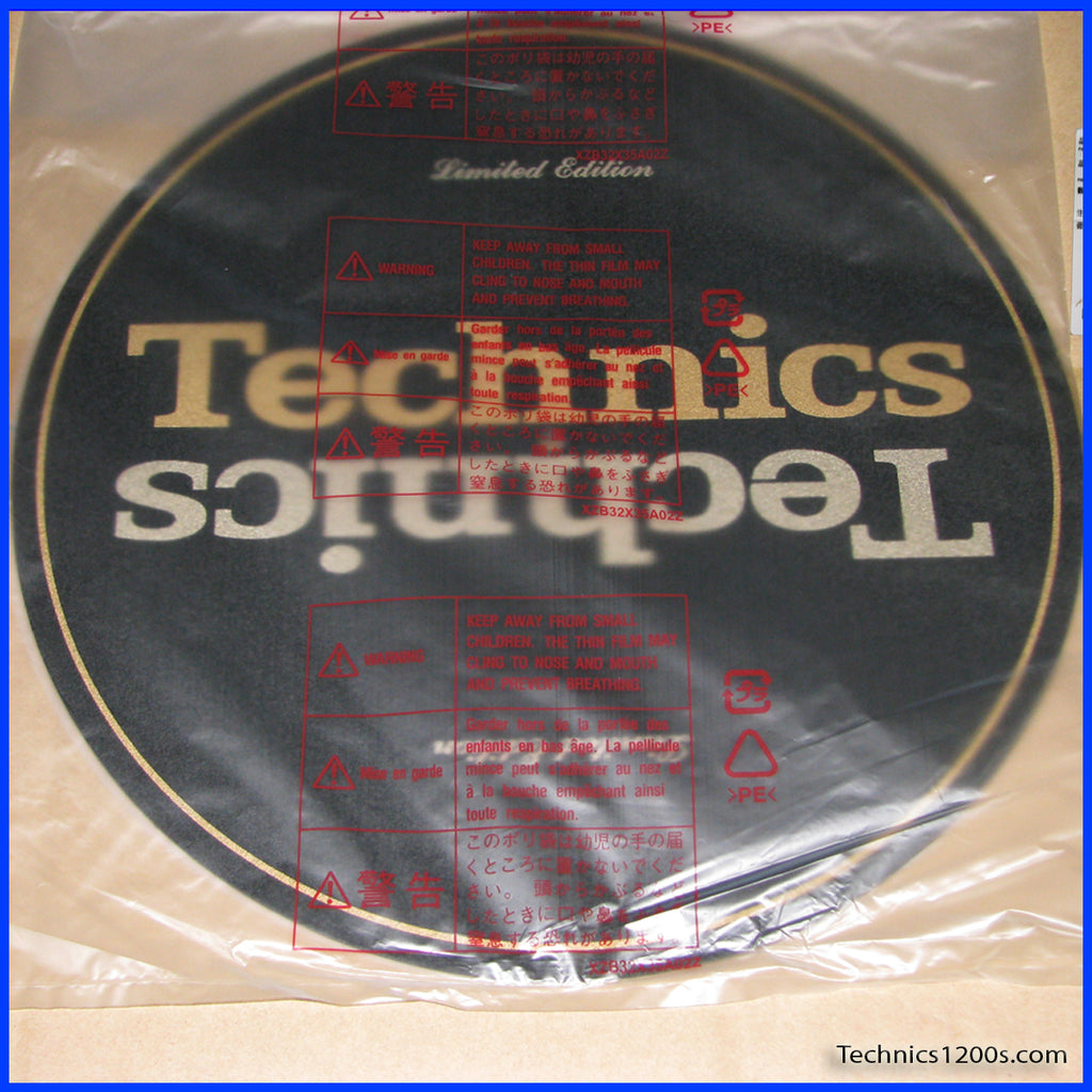 GLD LTD / GOLD Limited Disc Slip Mat Sheet / Slipmat