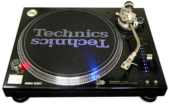 Refurbished Technics SL-1210 M5G