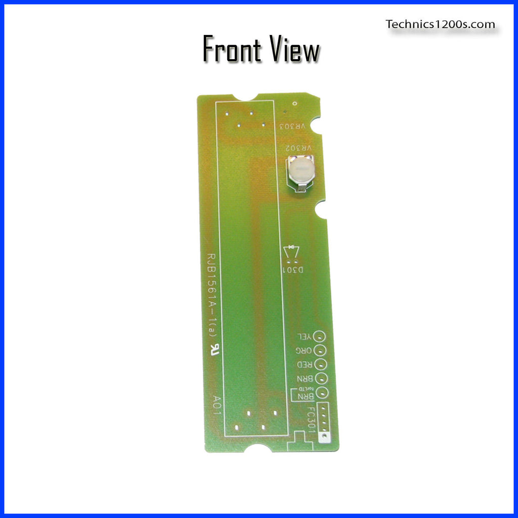 Pitch Control Printed Circuit Board Pcb With Potentiometer Technic Wiring Harness