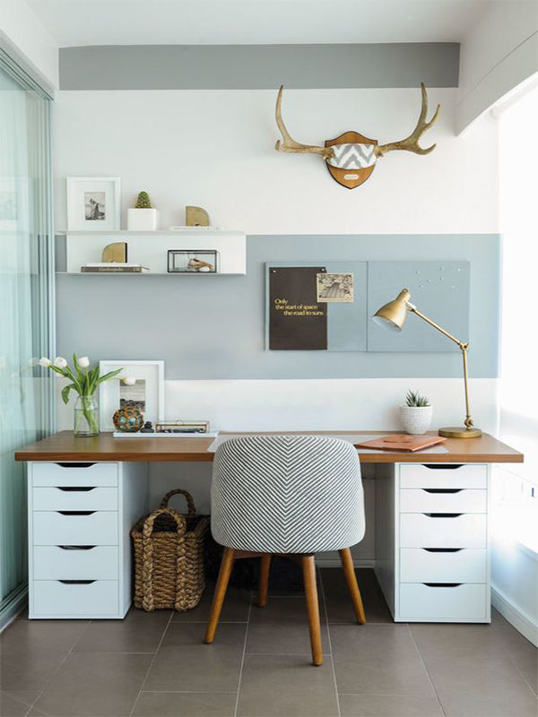 Home Office- Create A Space That Inspires and Motivates.